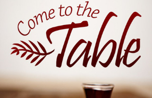 come to the table image for calendar correct