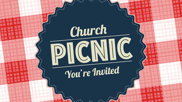 Memorial Day church picnic