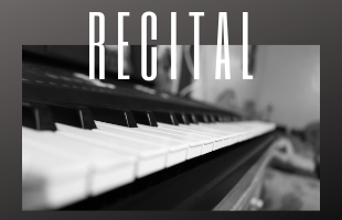 piano RECITAL image