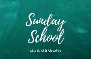 Sunday School image 4 & 5