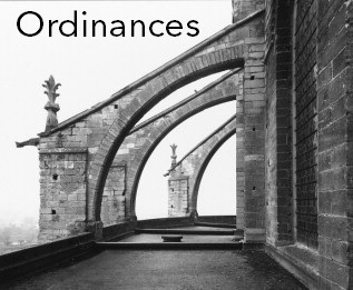 Ordinances banner
