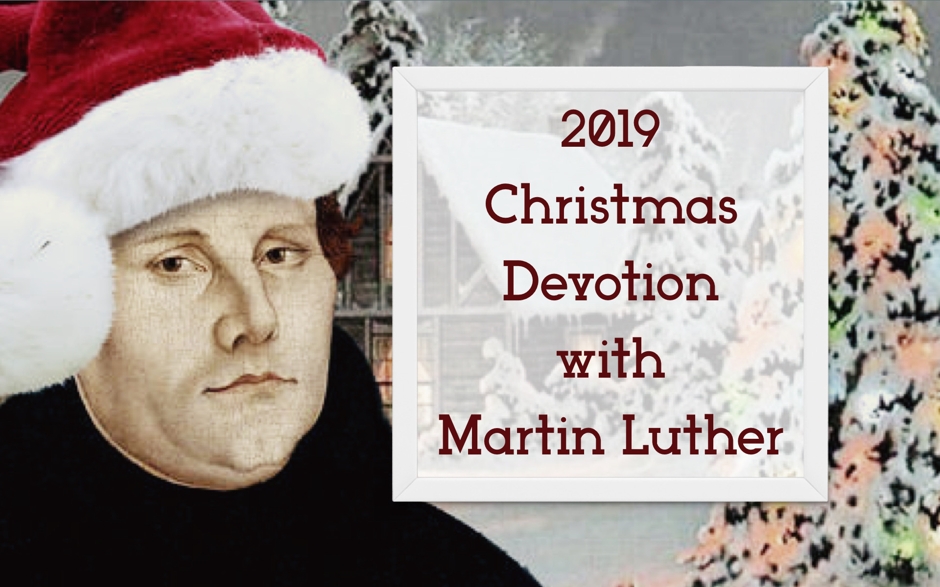 Christmas Devotional banner