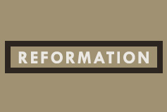 History of the Reformation banner