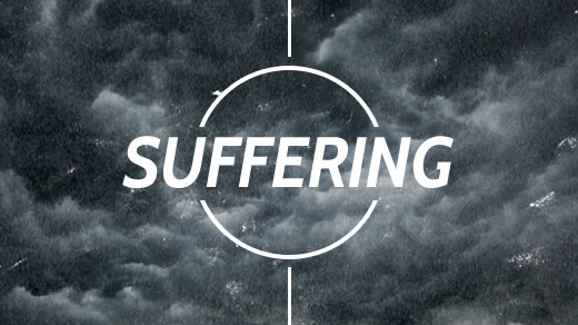 Suffering: Fighting for Faith in Trial banner