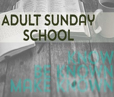 Adult Sunday School Small Link
