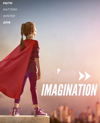 Beyond Imagination Cover