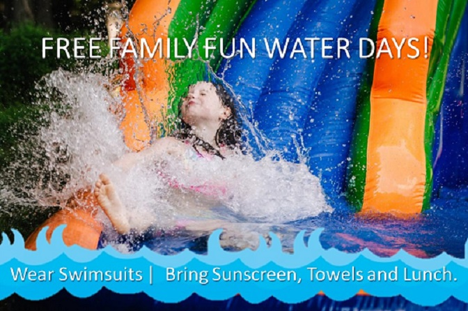 FAMILY FUN WATER DAYS PAGE PIC