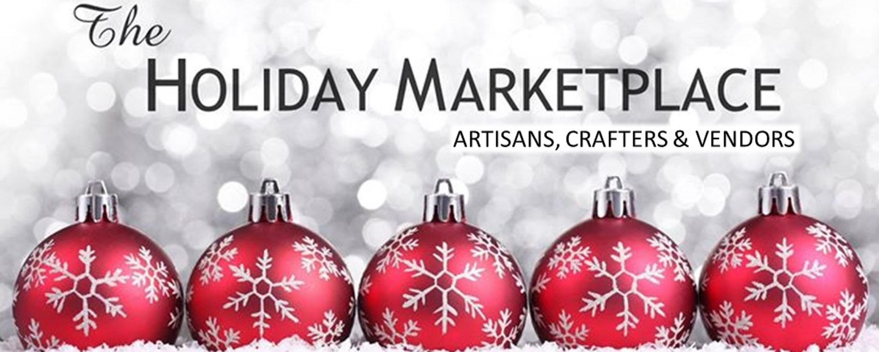 Holiday Marketplace Page Banner 2