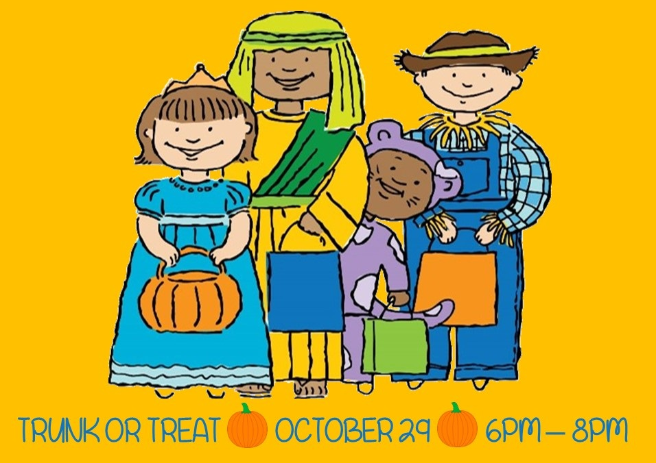 Trunk or Treat 2021 Page Pic