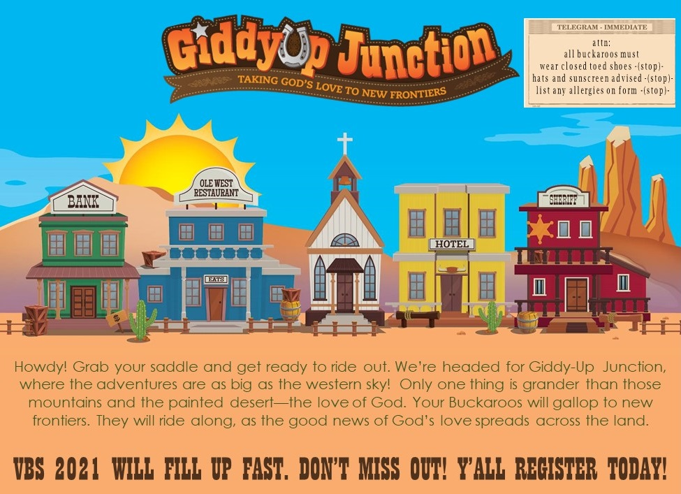 VBS Page Art