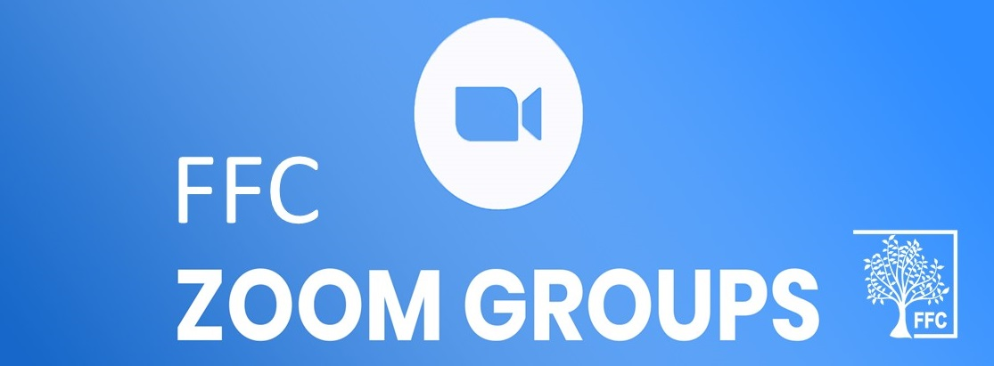 ZOOM GROUPS Page Header