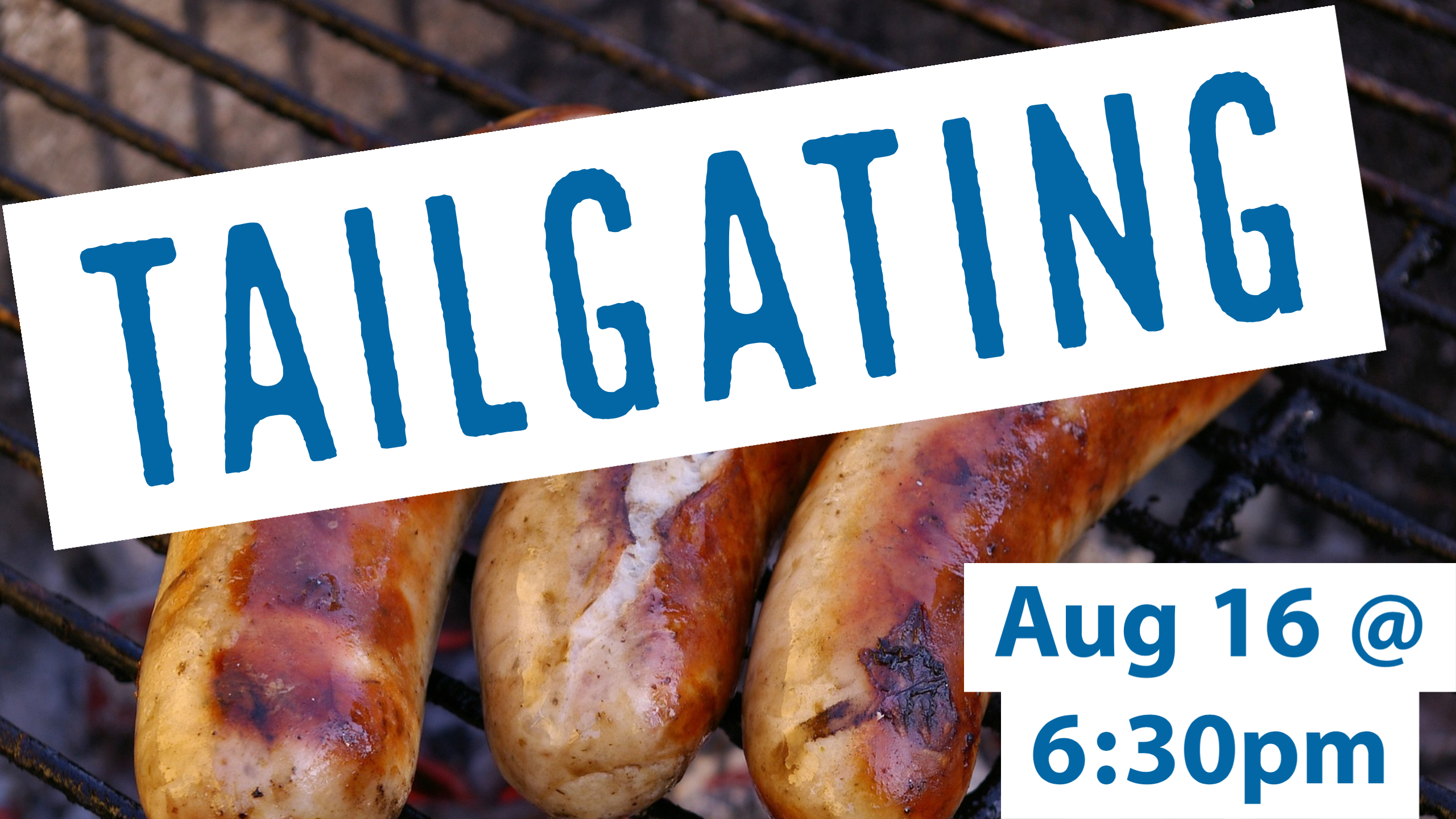 Tailgating Aug 16 image