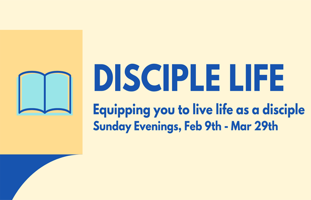 disciple life post