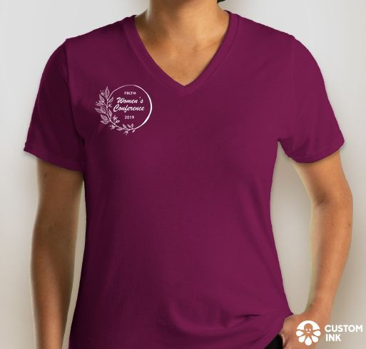 WC Shirt Front