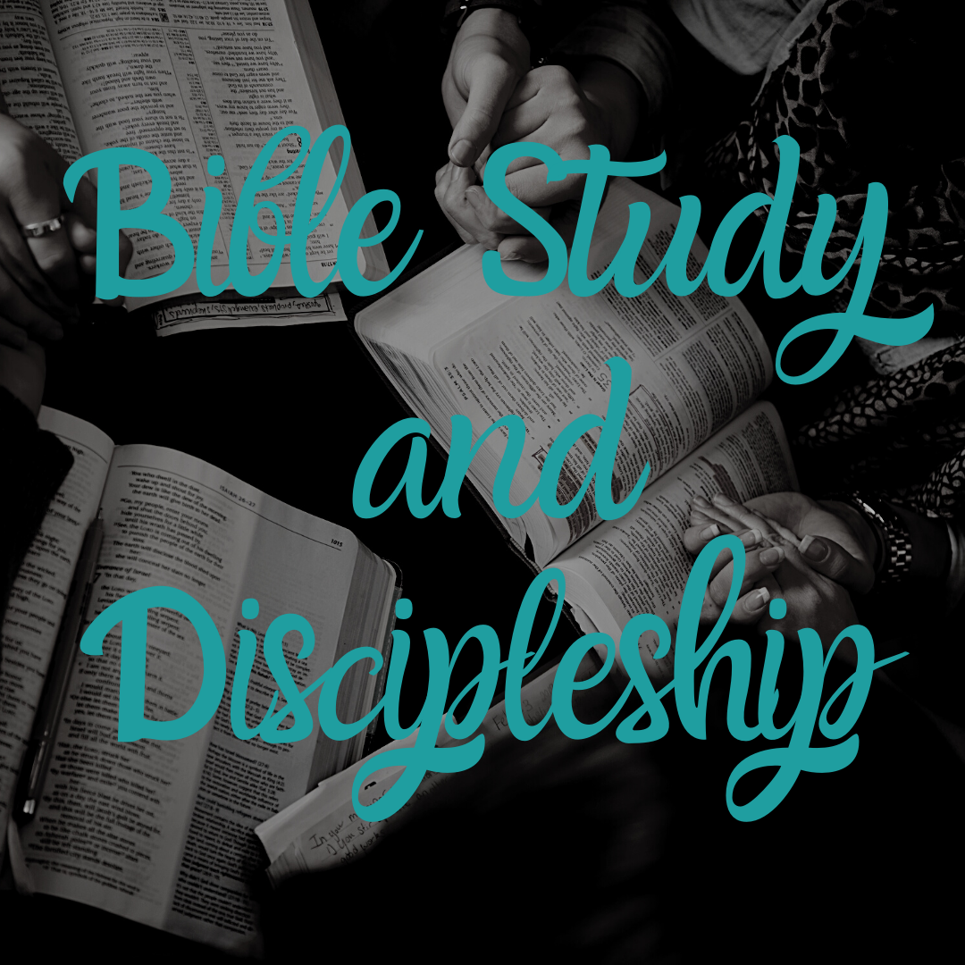 Bible Study and Discipleship