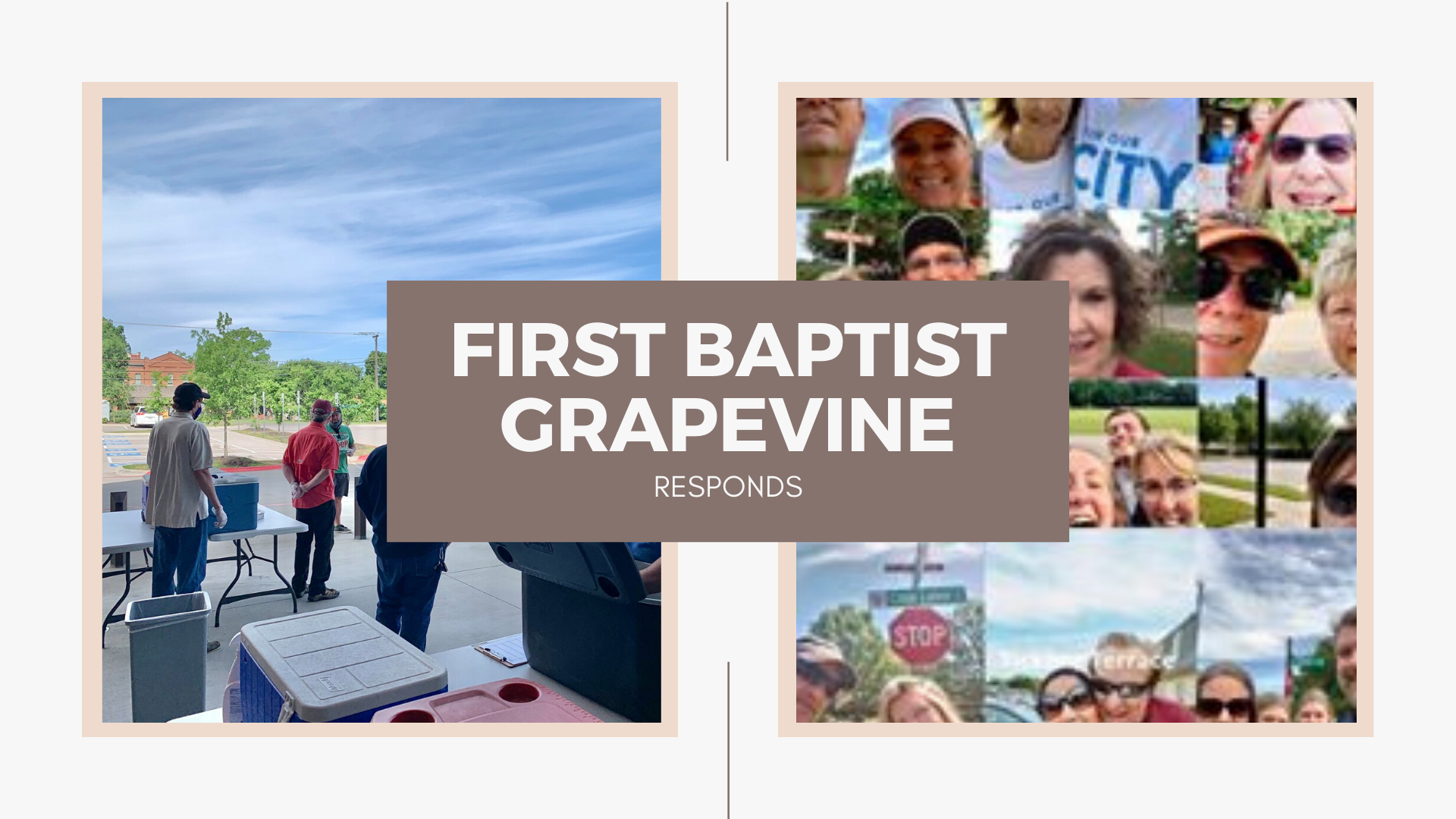 First Baptist Grapevine Responds