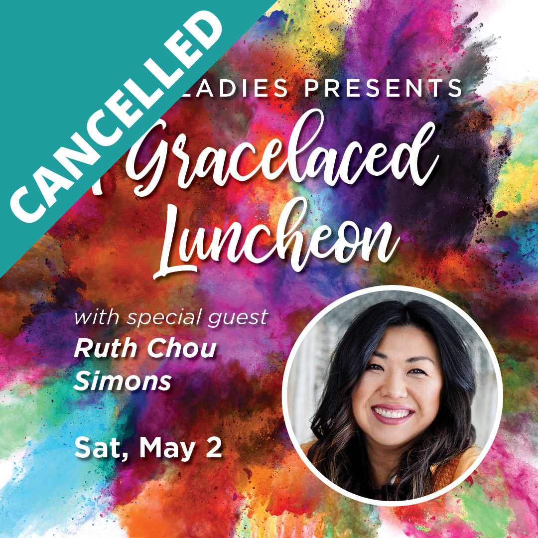 Ladies Luncheon Cancelled