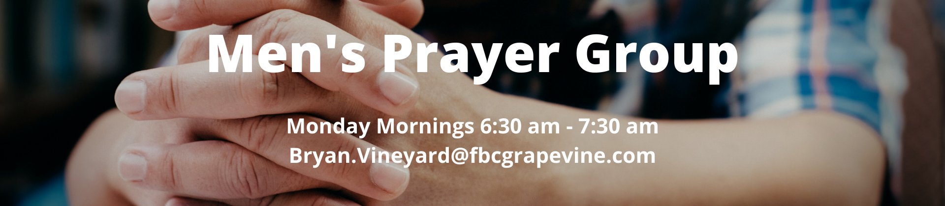 Men's Prayer Group2