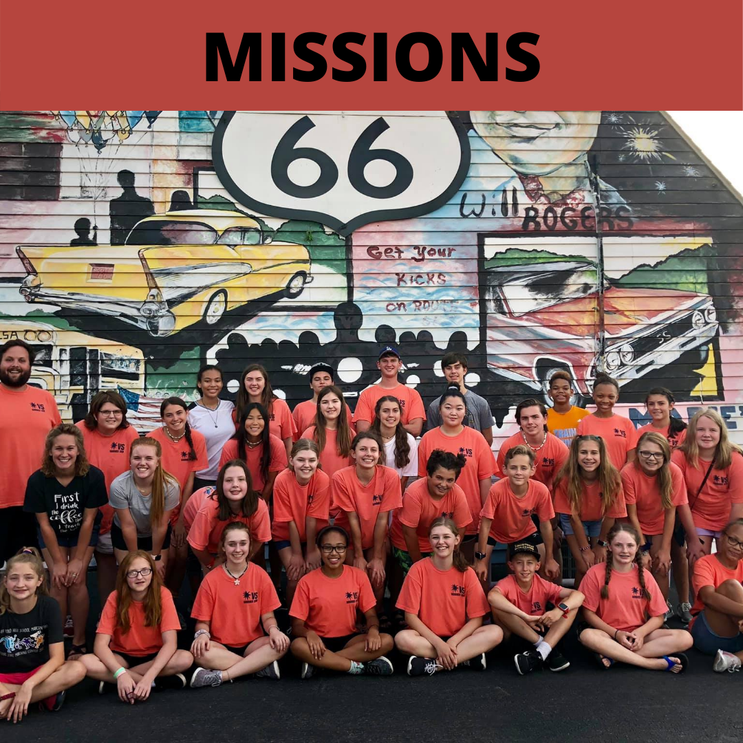 Missions - Students