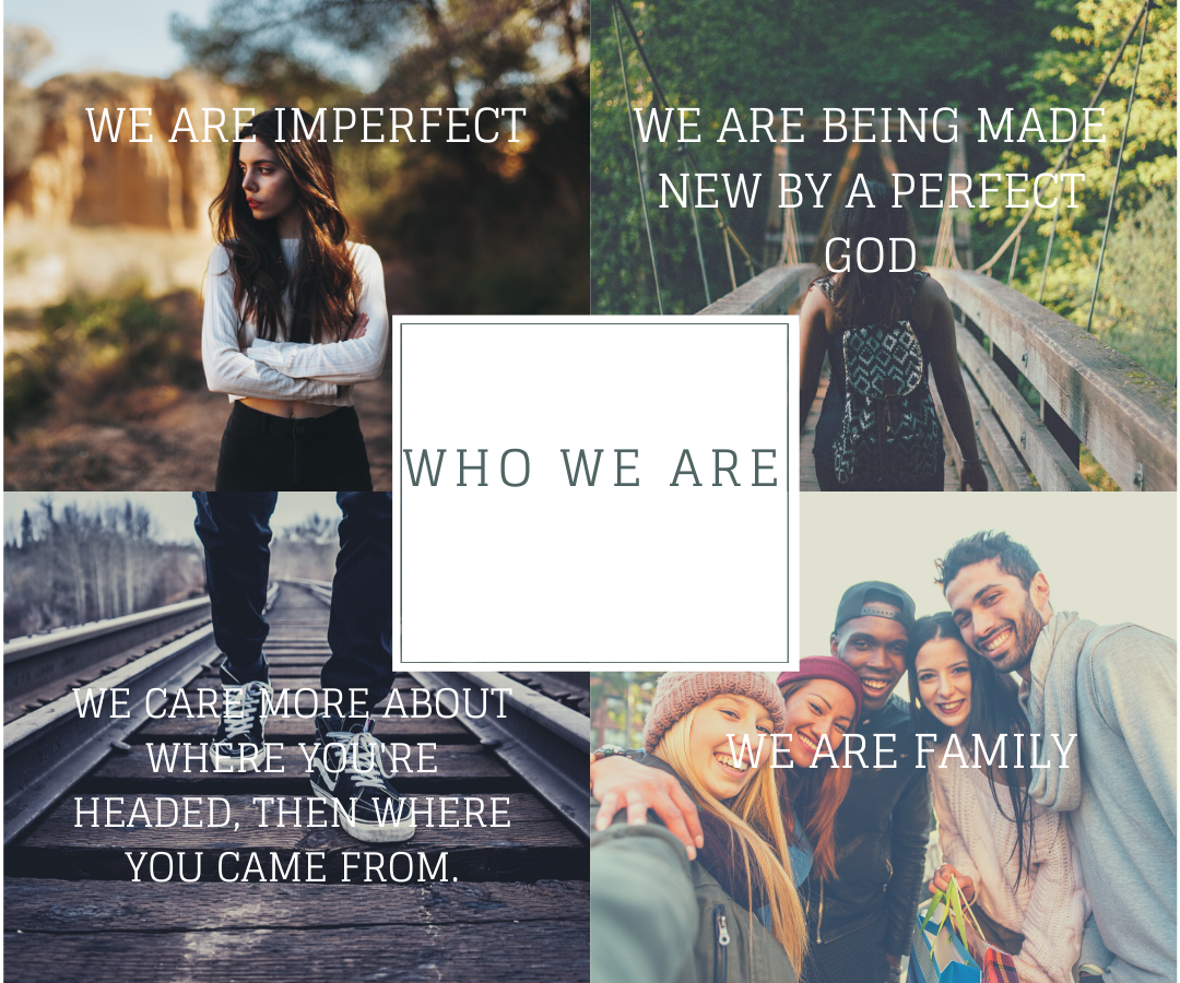 Students - Who We Are