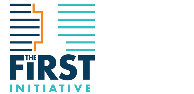 The First Initiative banner