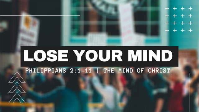 Lose Your Mind banner