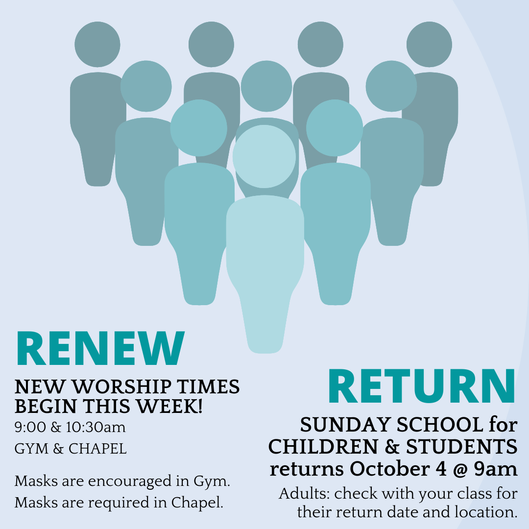 Renew and Return