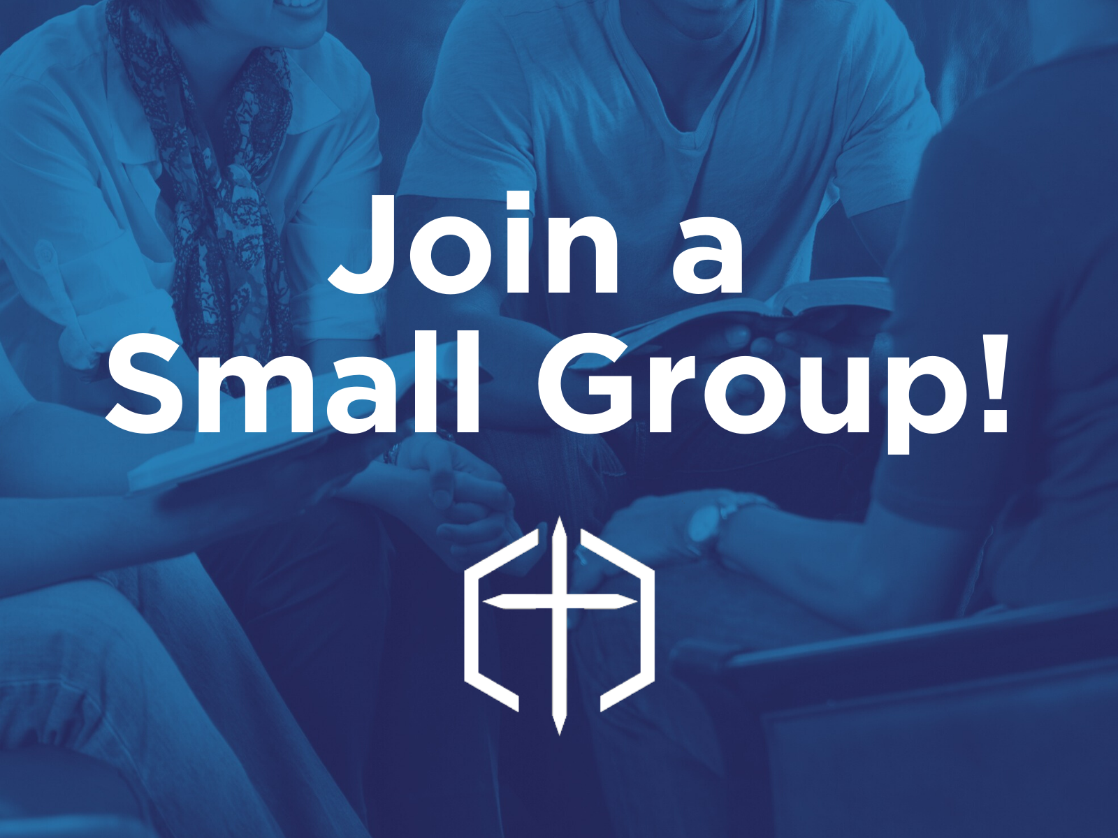 Join a Small Group Website