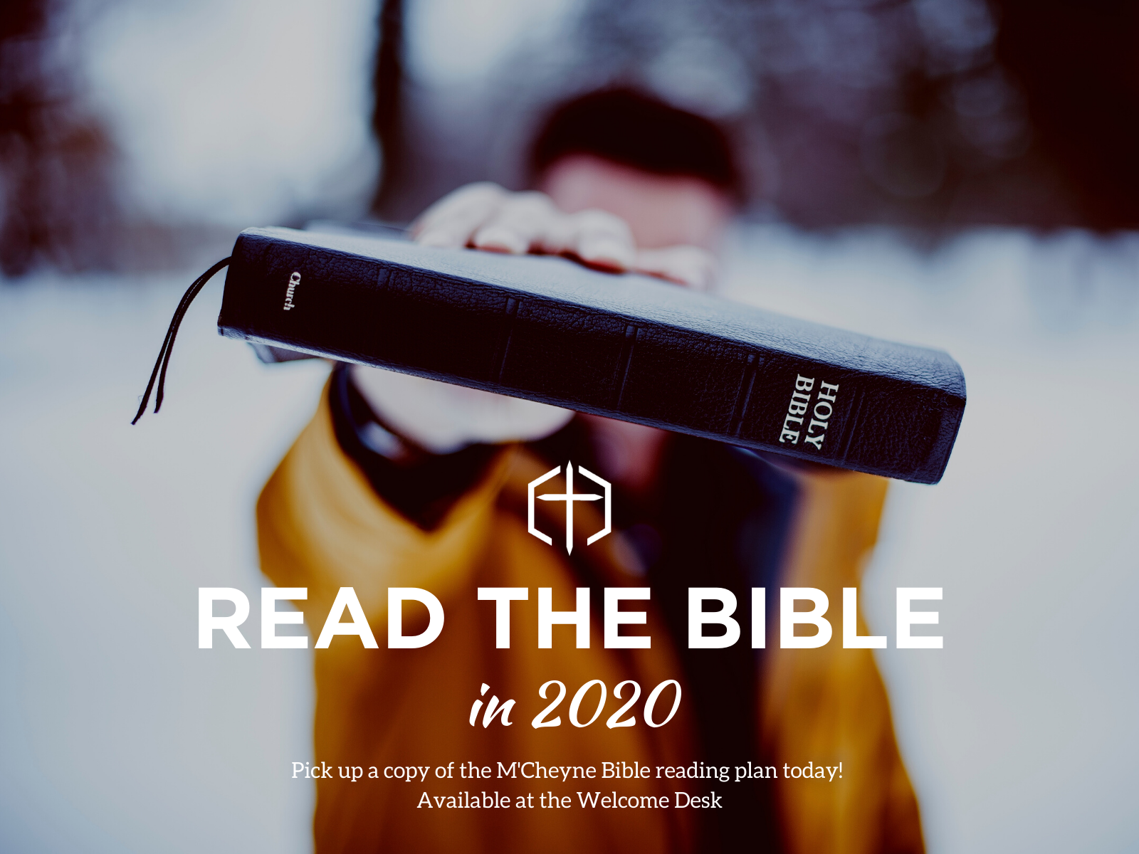Read The Bible in 2020