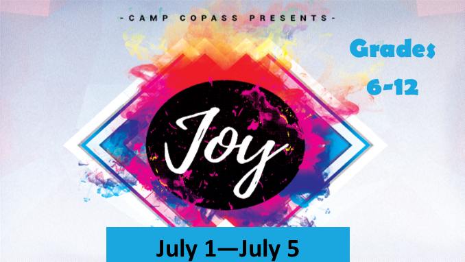 camp copass 2019 youth