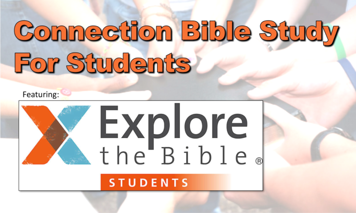connection bible study 2017 2