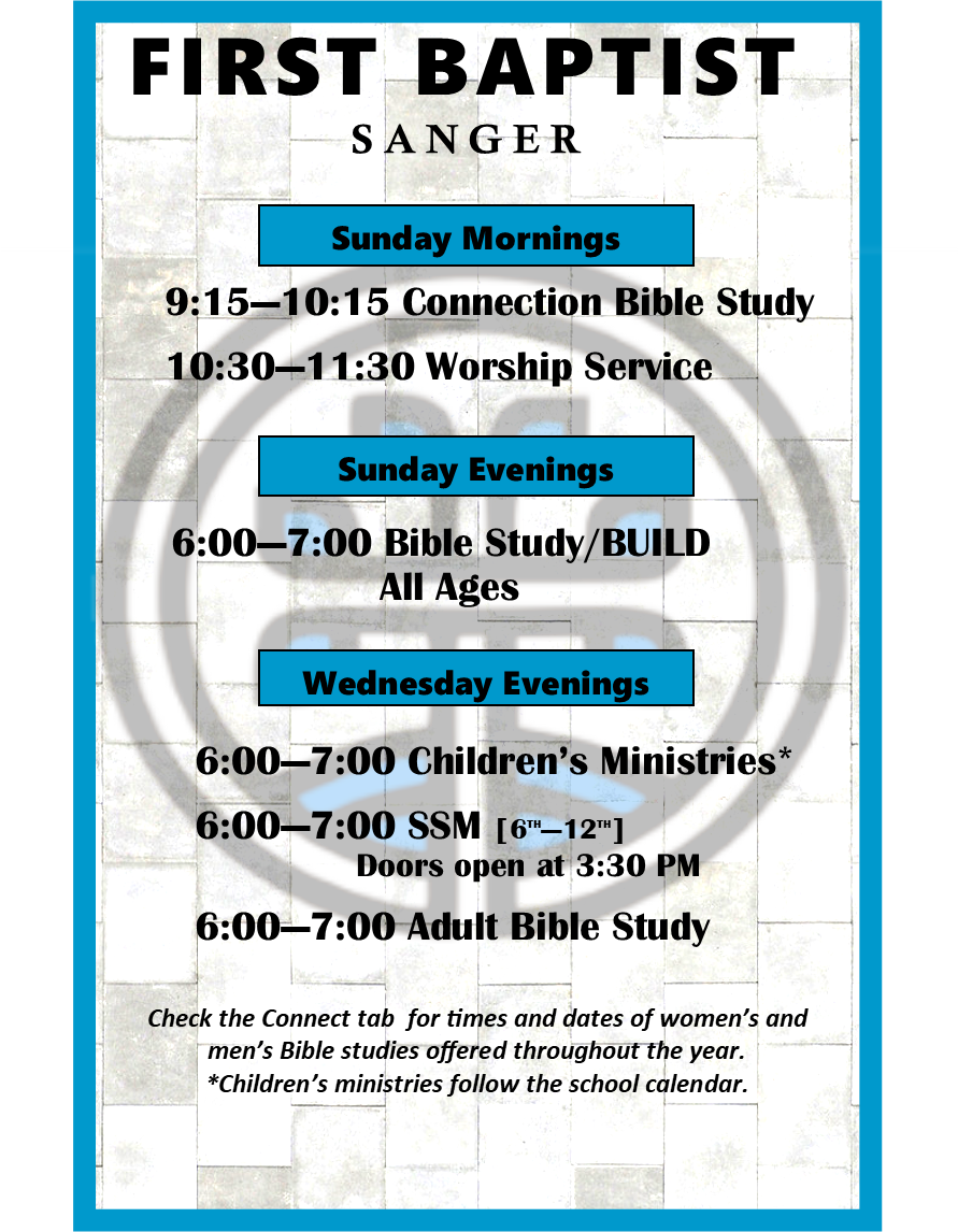 FBC service times 2021 for website