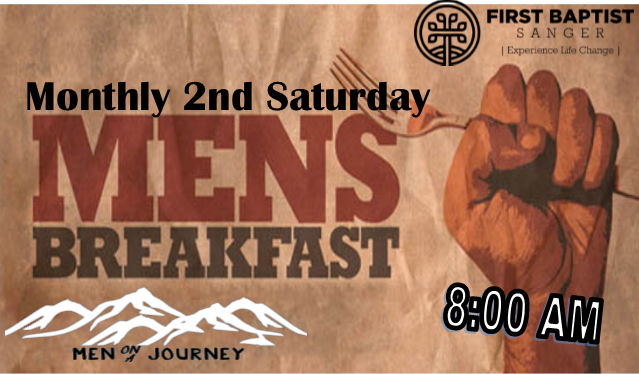 Men Breakfast 2018 8am