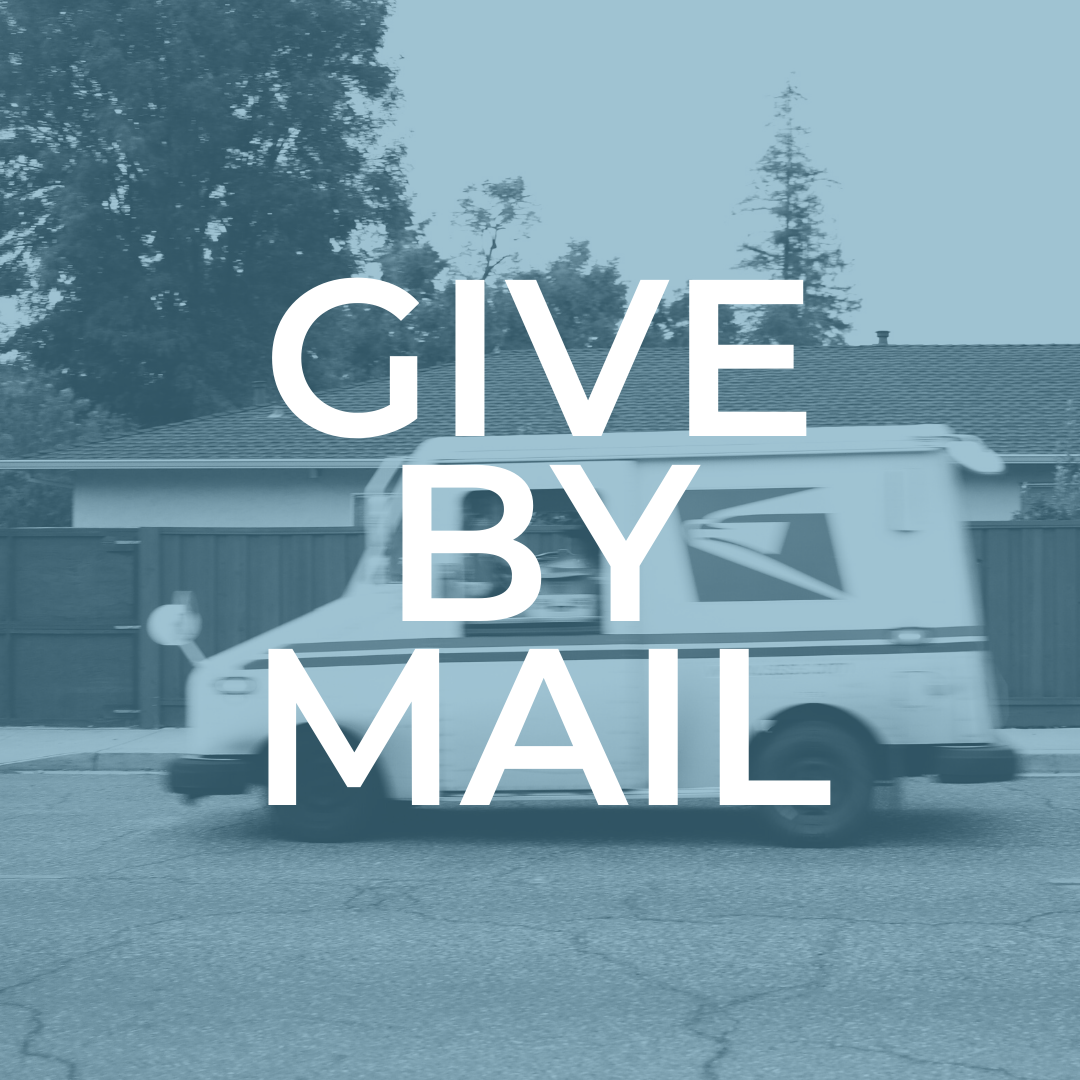 give by mail