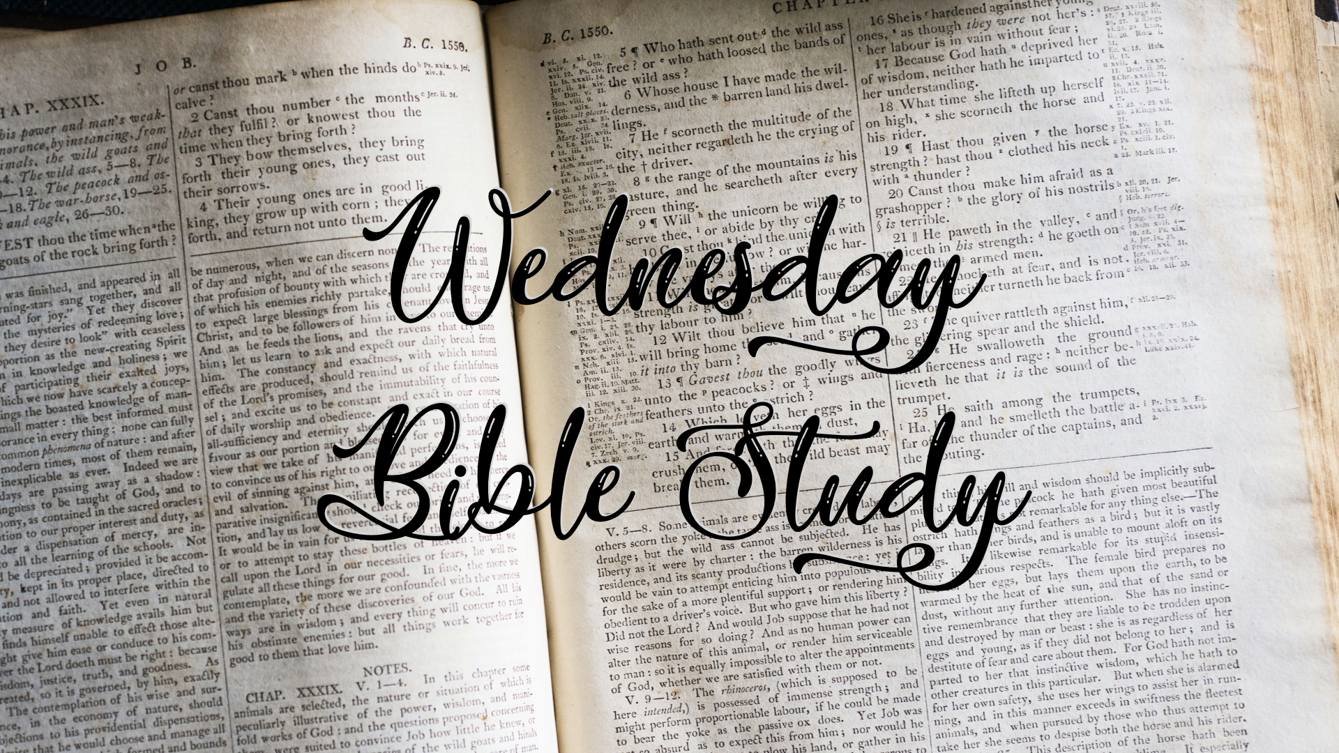 Wednesday Bible Study.001