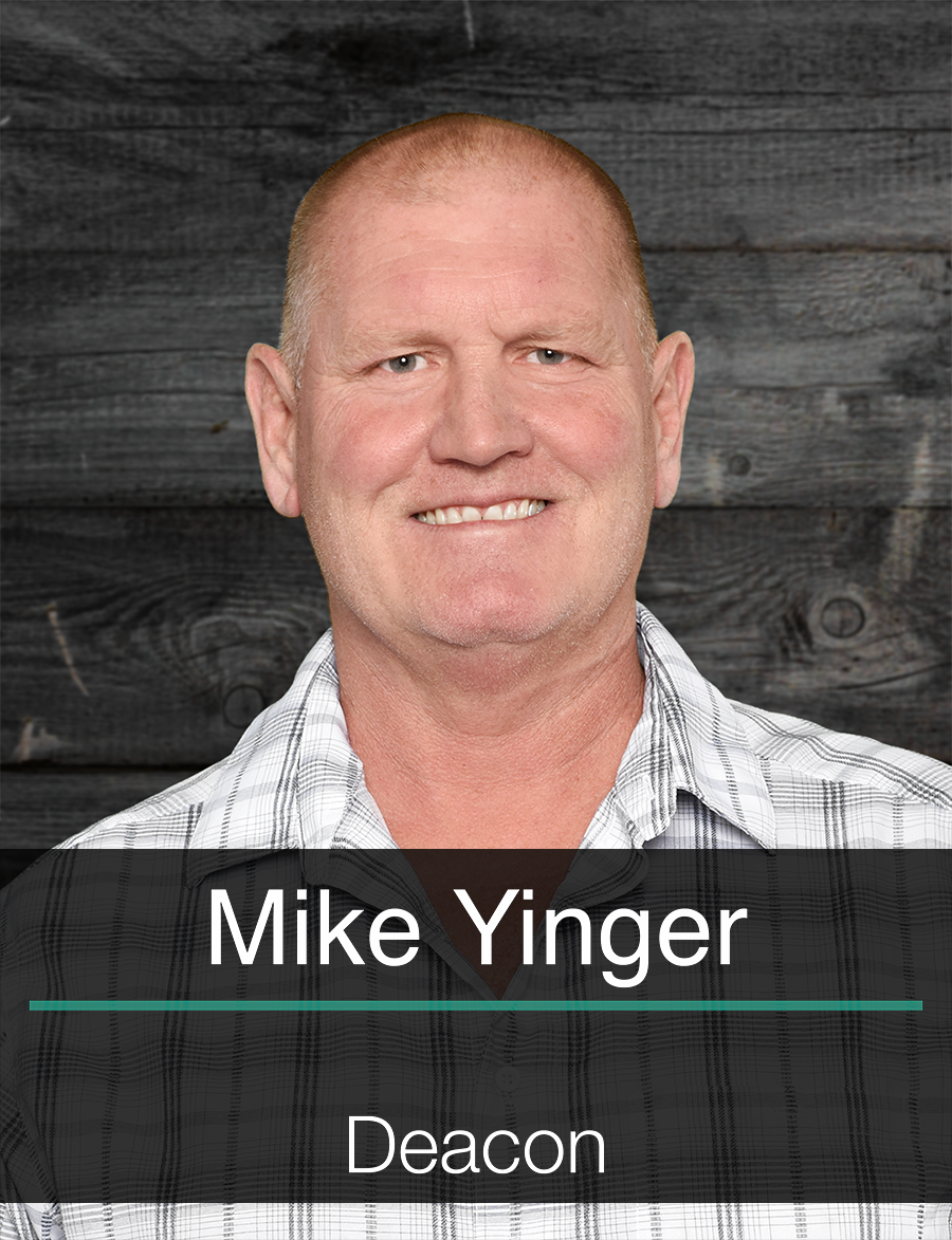MIKE YINGER