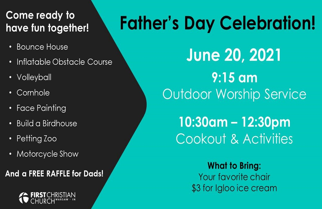 Father's Day Celebration Ad!