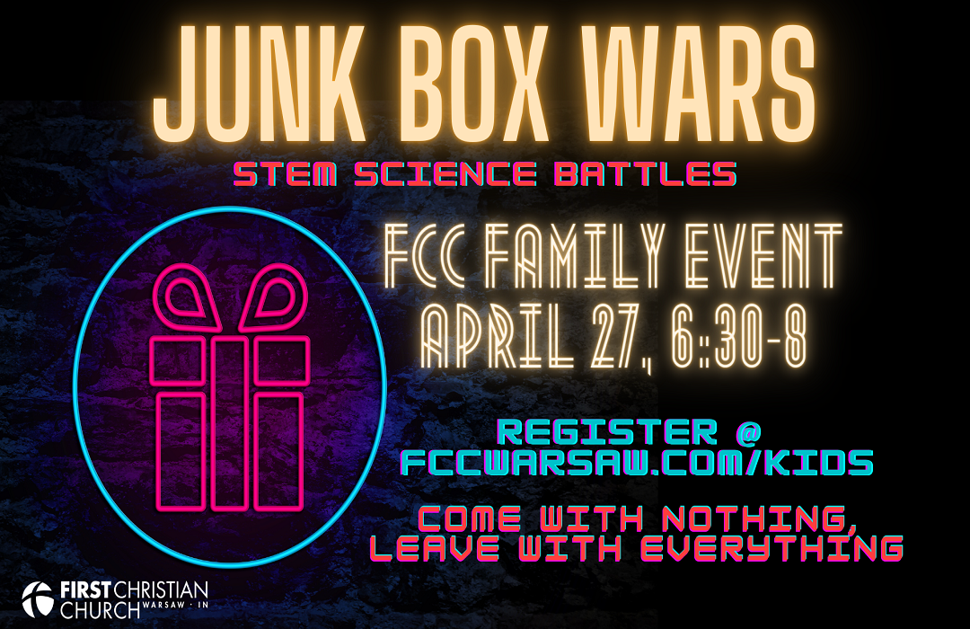 FCC Family Event April 2021