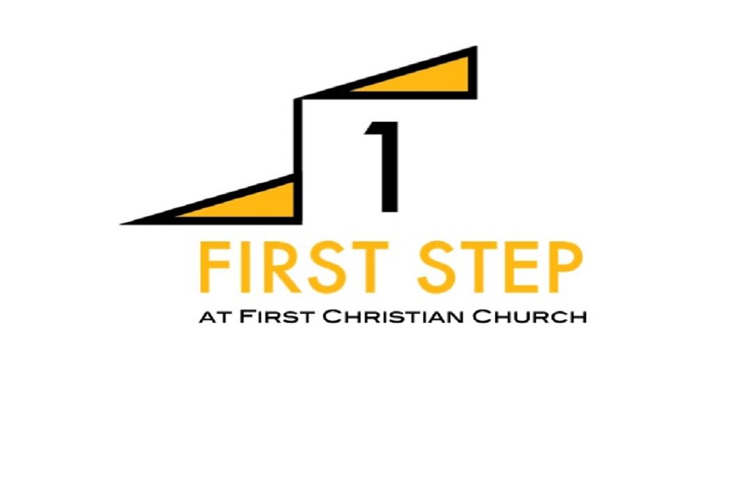 FIRST STEP logo 1080x700 image