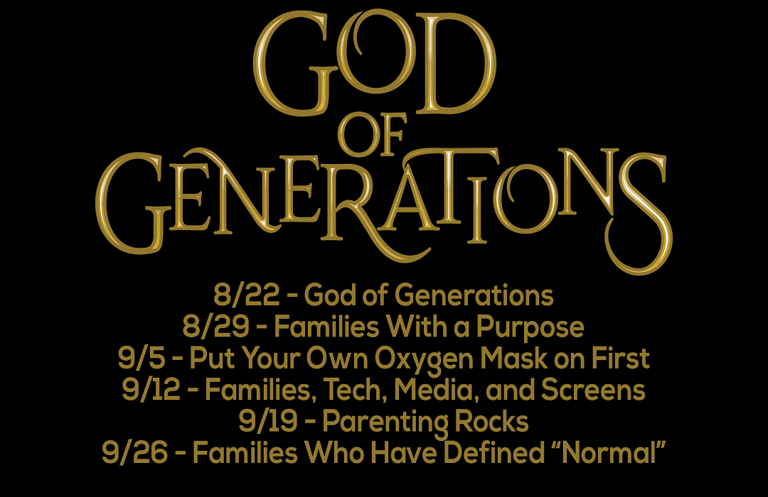God of Generations Message Titles image
