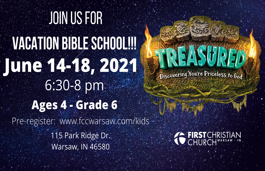VBS 2021 Sign up