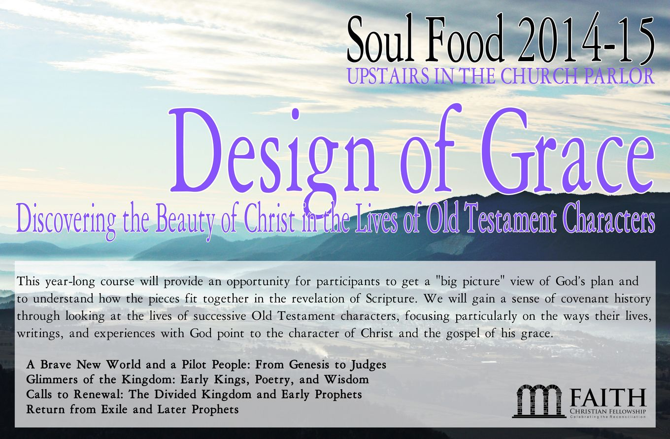 Soul Food 2014-15, Poster 2A