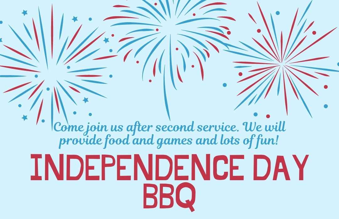 4th of July event