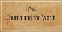 Church and the World banner