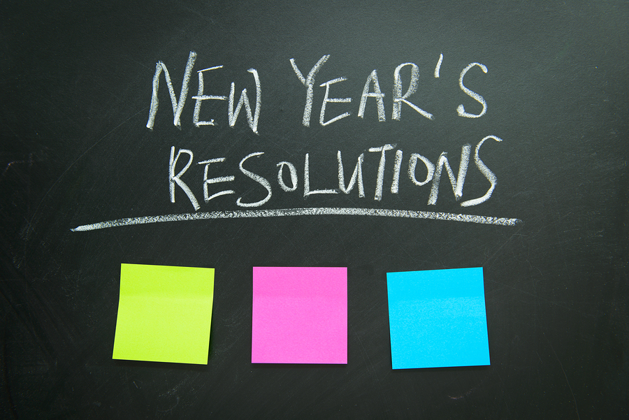 New Year's Resolutions pic
