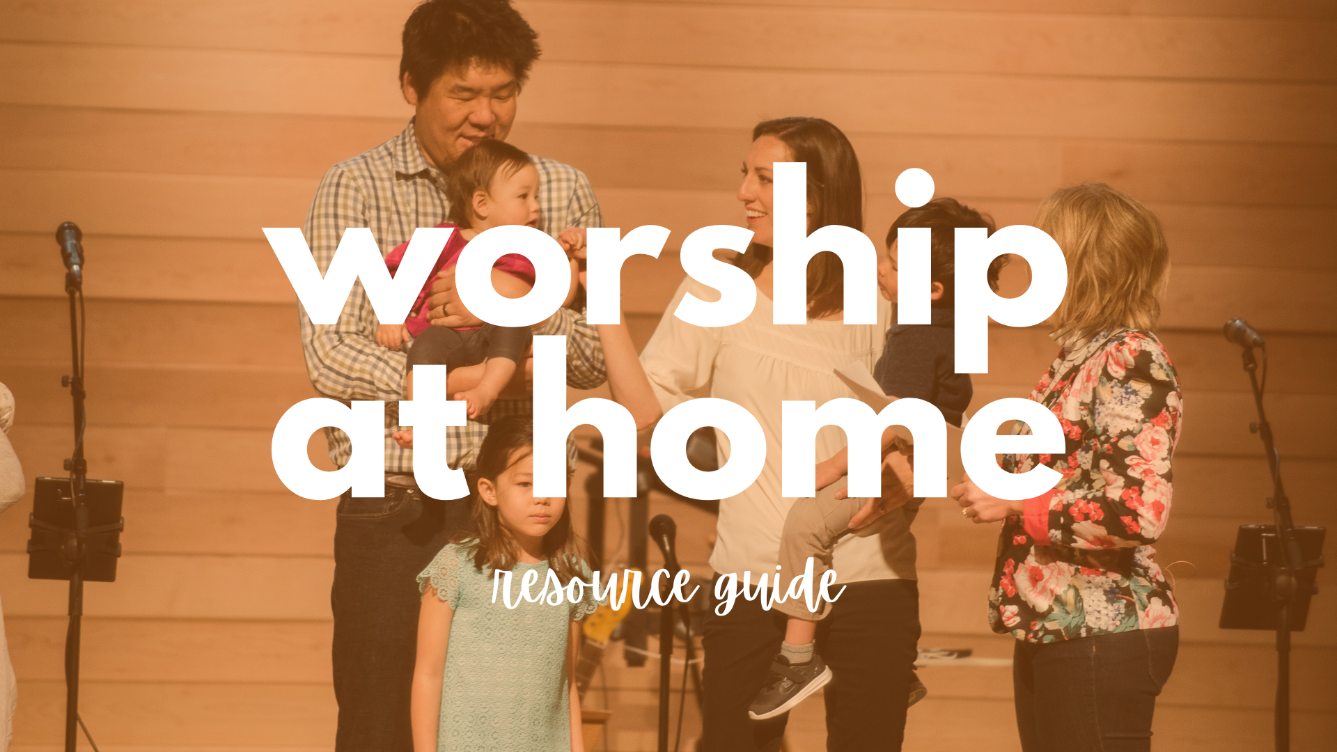 worship at home resource guide kids corner
