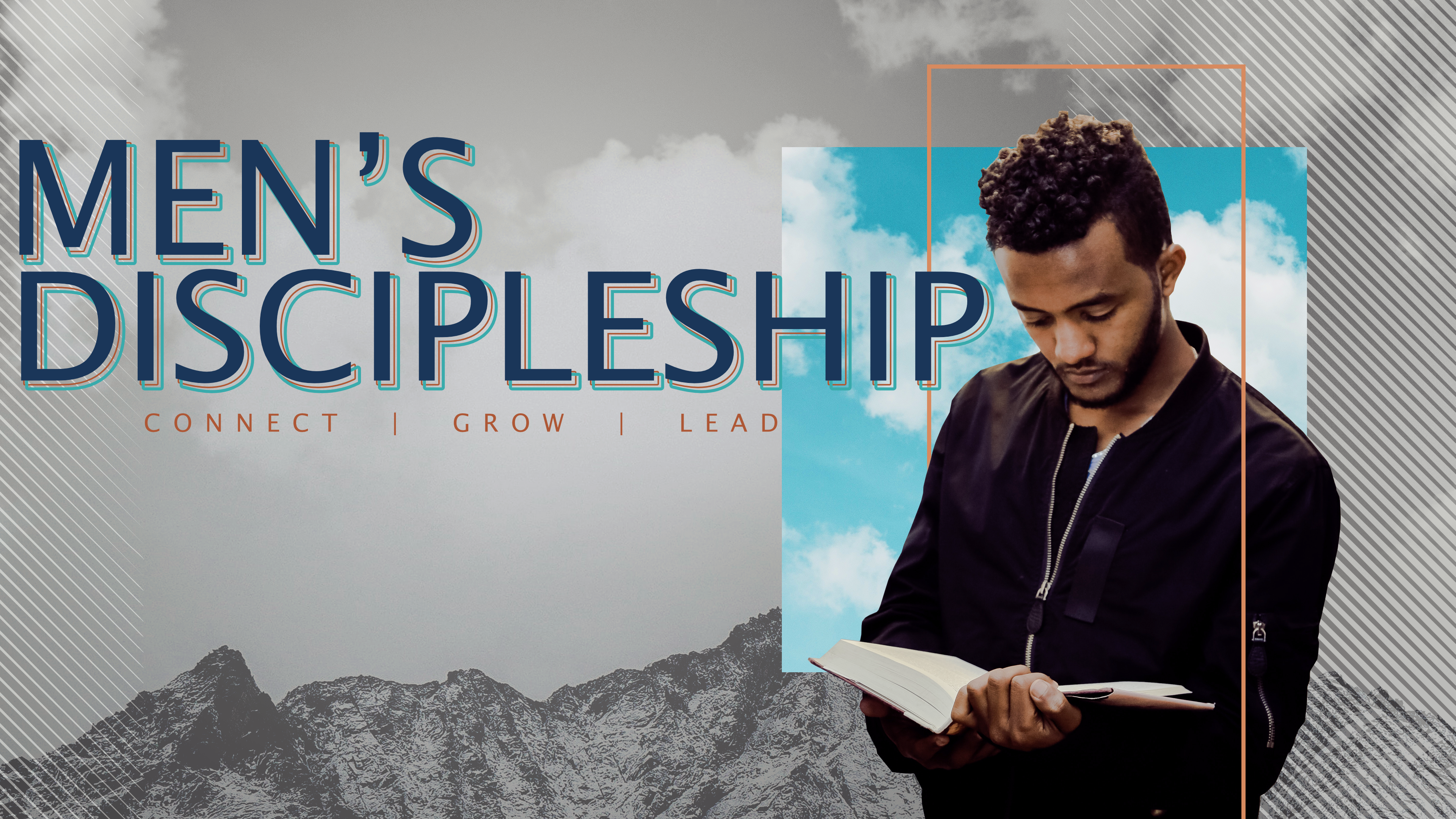 Men's Discipleship Graphic