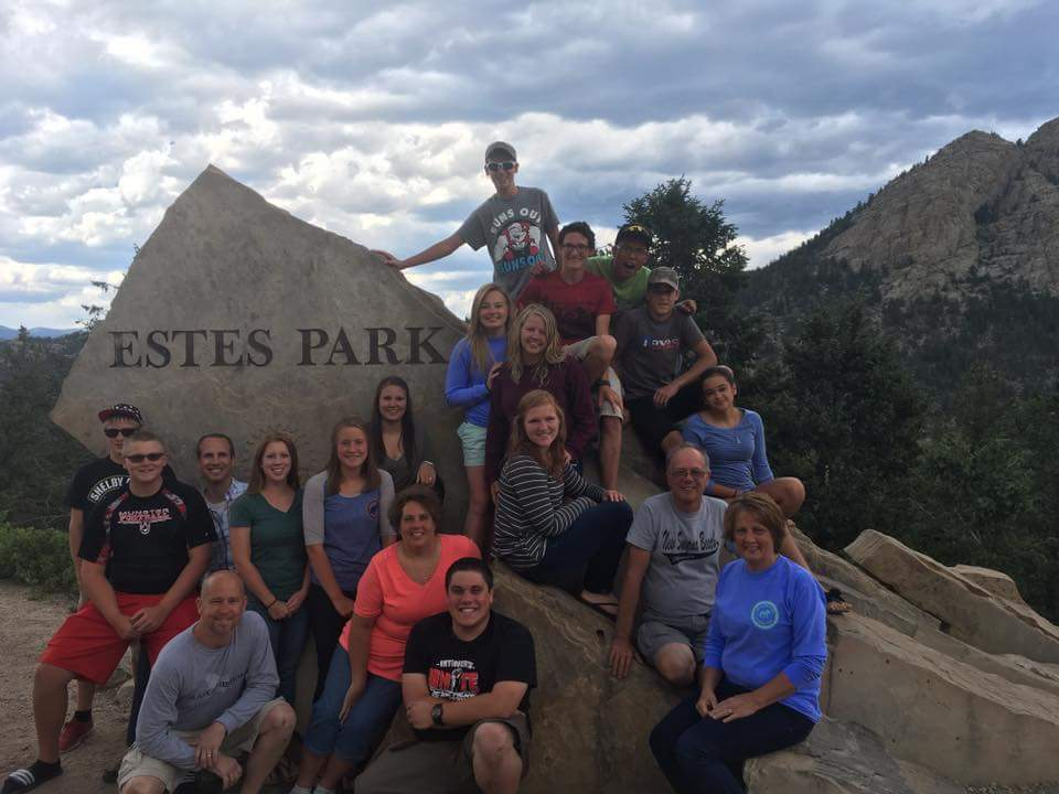 Estes Park Group Photo