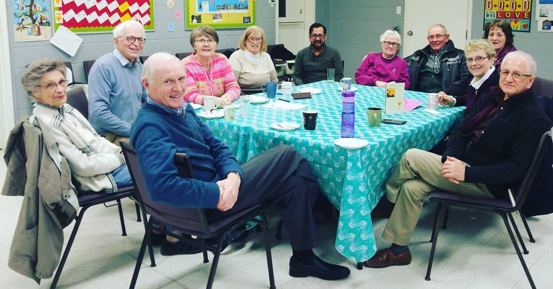 Seniors Group April 2018