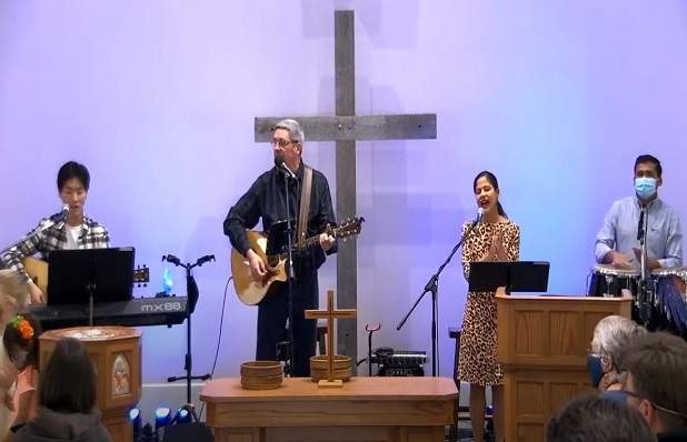 Worship Team Pic featured image image